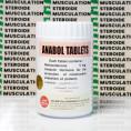 Anabol 5 mg British Dispensary   SMC-0324