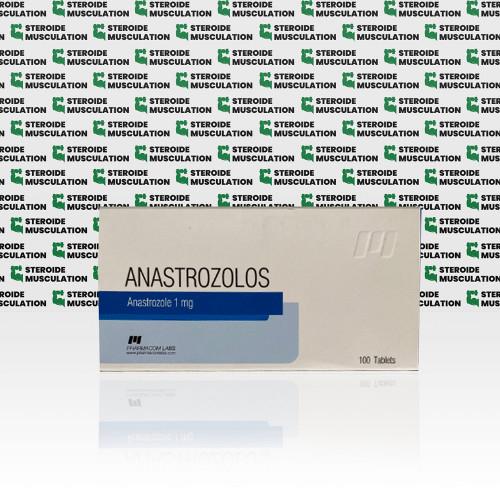 Anastrazolos 1 mg Pharmacom Labs | SMC-0003