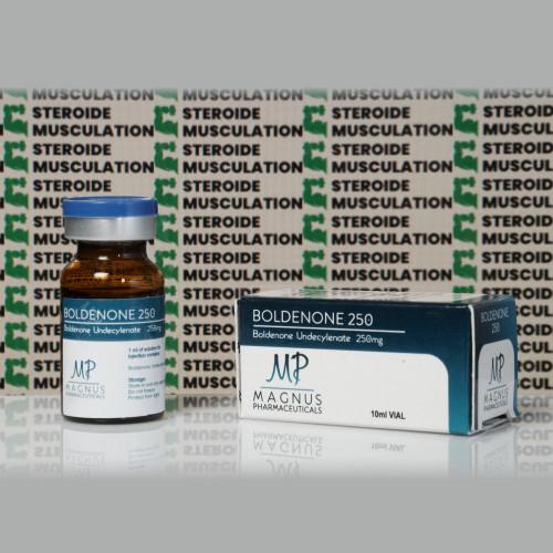Boldenone 250 mg Magnus Pharmaceuticals | SMC-0208