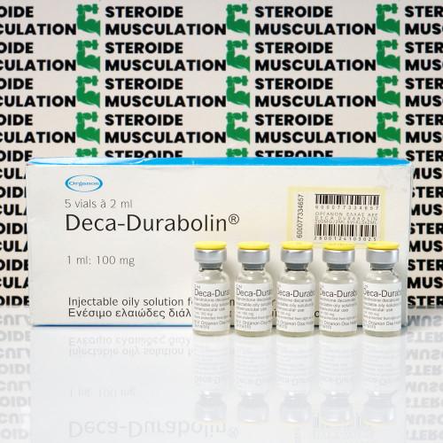 Deca-Durabolin 100 mg Organon   SMC-0337