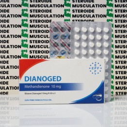 Dianoged 10 mg Euro Prime Farmaceuticals
