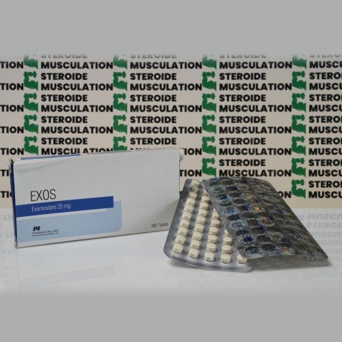 Exos 25 mg Pharmacom Labs | SMC-0283 buy