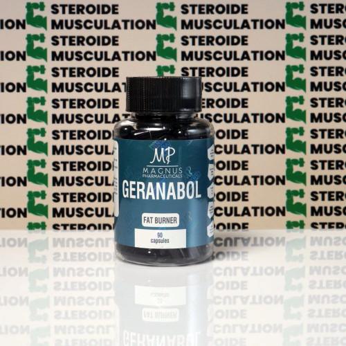 Geranabol (90 capsules) Magnus Pharmaceuticals | SMC-0344