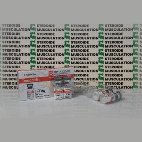 Gonadorelin 10 mg Peptide Sciences   SMC-0155 buy