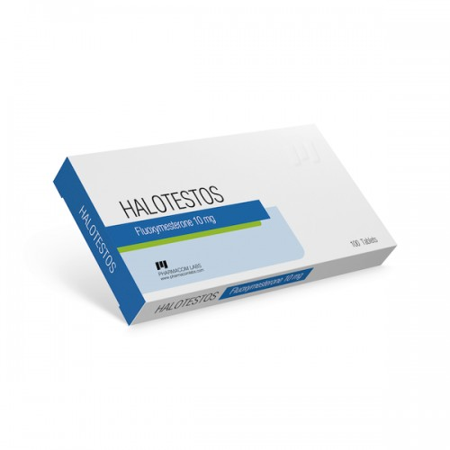 Halotestos 10 mg Pharmacom Labs | SMC-0021 buy