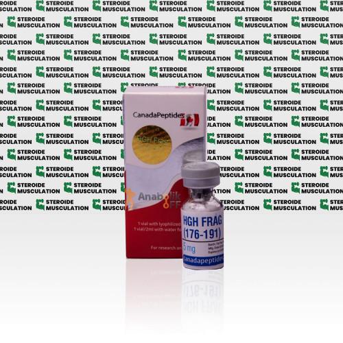 HGH Frag 5 mg Canada Peptides | SMC-0175