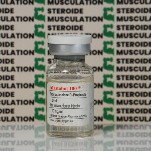 Mastabol 100 mg British Dragon Pharmaceuticals | SMC-0214 buy