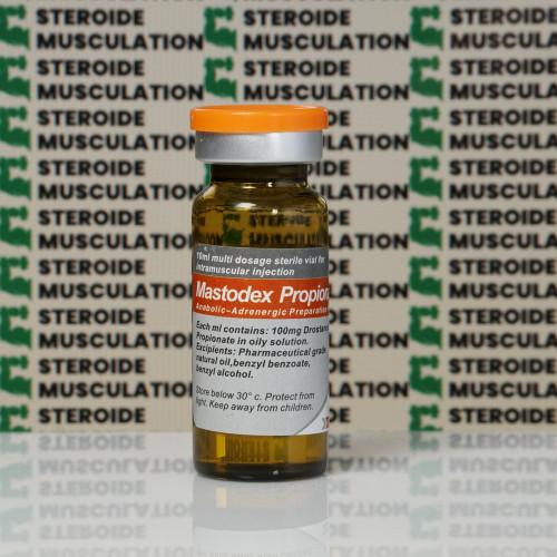 Mastodex Propionate 100 mg Sciroxx | SMC-0070