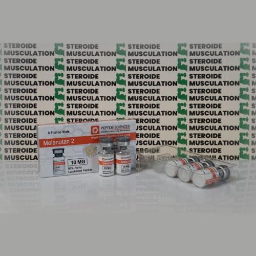 Melanotan 2 10 mg Peptide Sciences | SMC-0167