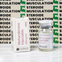 Methandienone Injectable 50 mg Cygnus