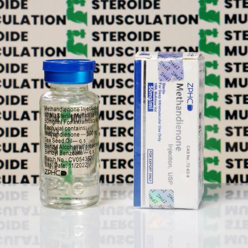 Methandienone Injection 50 mg Zhengzhou | SMC-0319 buy