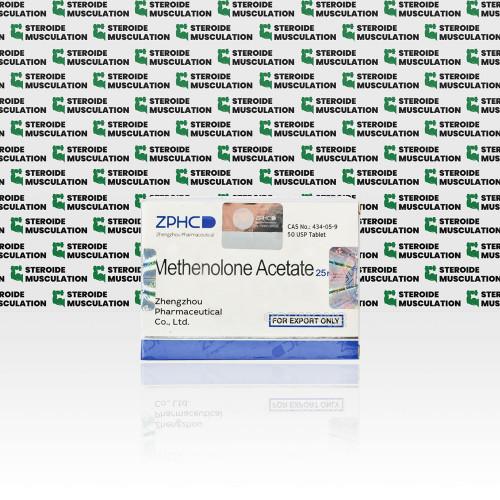 Methenolone Acetate (Primobolan) 25 mg Zhengzhou | SMC-0026 buy