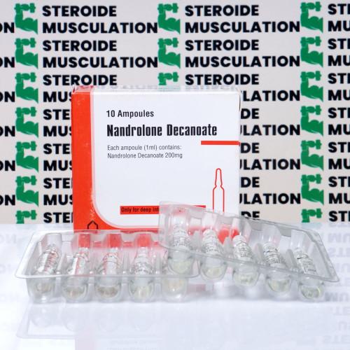 Nandrolone Decanoate 200 mg Aburaihan | SMC-0314 buy
