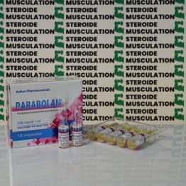 Parabolan 100 mg Balkan Pharmaceuticals