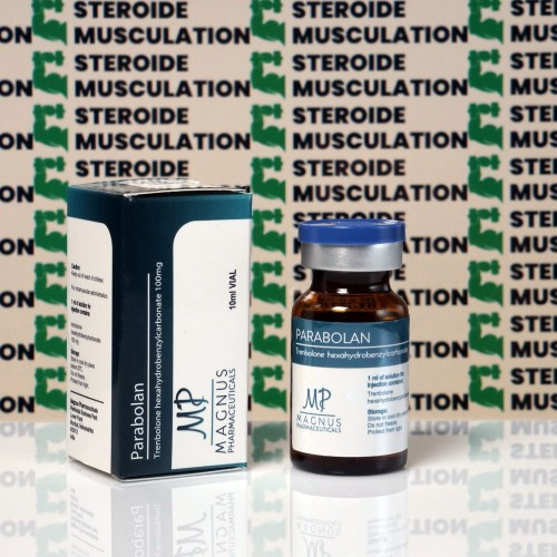 Parabolan 100 mg Magnus Pharmaceuticals | SMC-0346