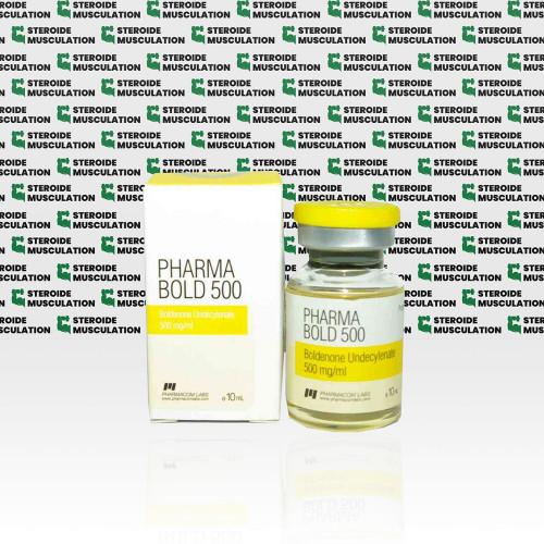 Pharma Bold 500 mg Pharmacom Labs   SMC-0053 buy