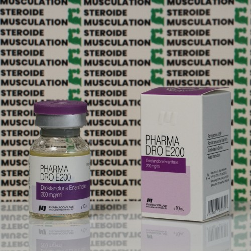 Pharma Dro Е 200 mg Pharmacom Labs   SMC-0221