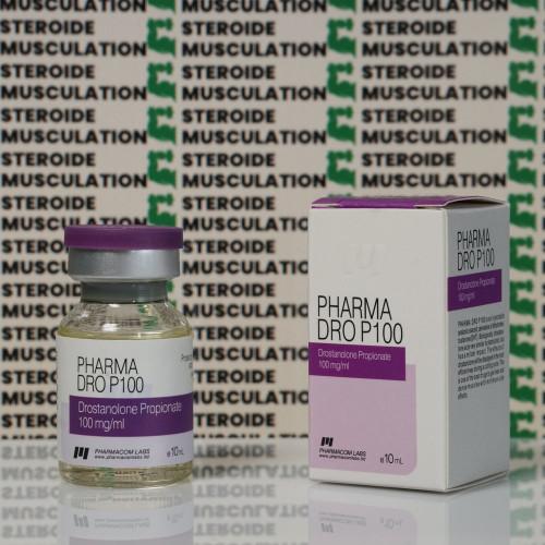 Pharma Dro P100 100 mg Pharmacom Labs | SMC-0077