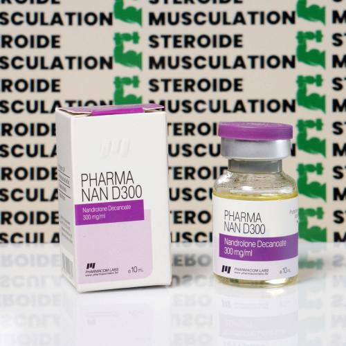 Pharma Nan D300 300 mg Pharmacom Labs | SMC-0329 buy