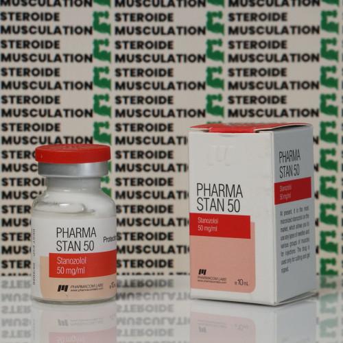 Pharma STAN 50 mg Pharmacom Labs | SMC-0109