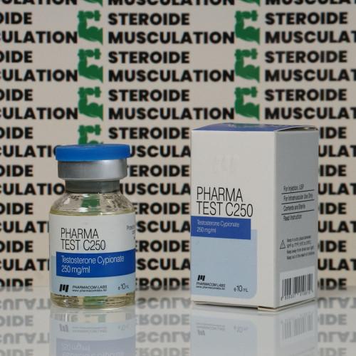 Pharma Test C 250 mg Pharmacom Labs | SMC-0250 buy