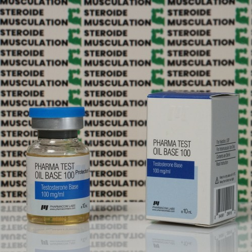 Pharma Test Oil Base 100 mg Pharmacom Labs | SMC-0251 buy