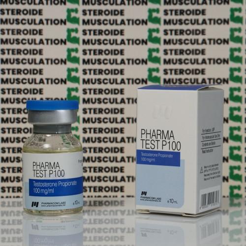 Pharma Test P 100 mg Pharmacom Labs | SMC-0115 buy