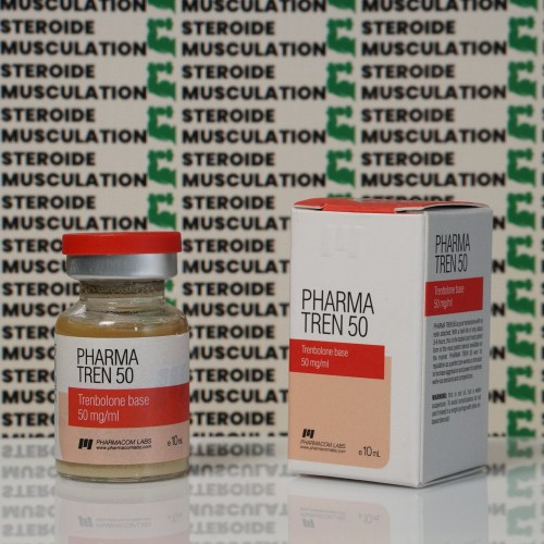 Pharma TREN 50 50 mg Pharmacom Labs | SMC-0038