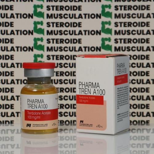 Pharma TREN А 100 mg Pharmacom Labs   SMC-0040