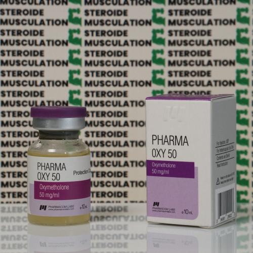 PharmaOxy 50 mg Pharmacom Labs   SMC-0091