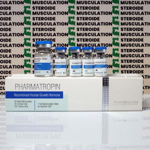 Pharmatropin 10 IU Pharmacom Labs | SMC-0176 buy
