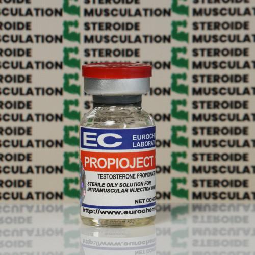 Propioject (Testosteron Propionat) 100 mg Eurochem Labs   SMC-0117 buy