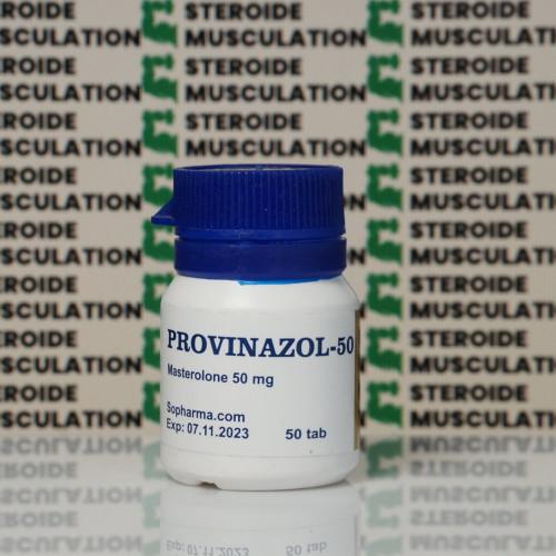 Provinazol (Proviron) 50 mg Sopharma | SMC-0016