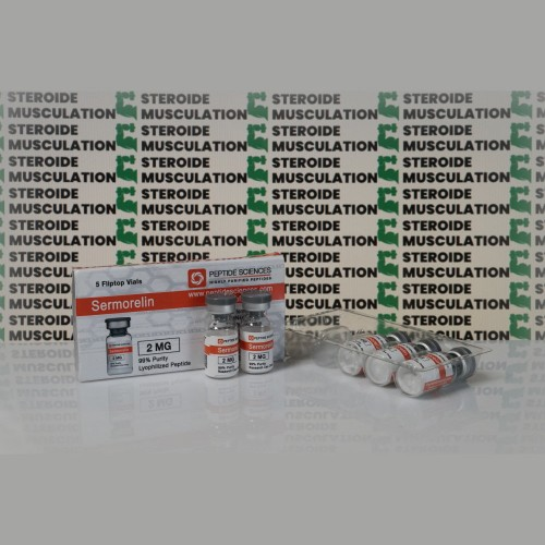 Sermorelin 2 mg Peptide Sciences | SMC-0182 buy