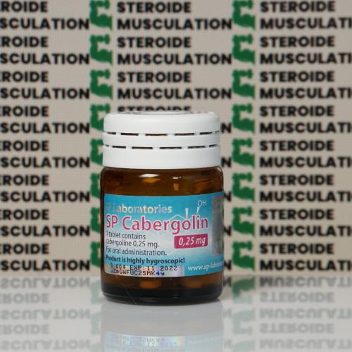 SP Cabergoline 0,25 mg SP Laboratories | SMC-0297