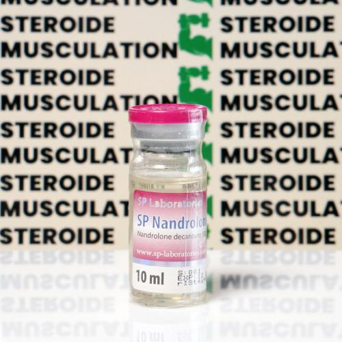 SP Nandrolone – D Forte 500 mg SP Laboratories   SMC-0341