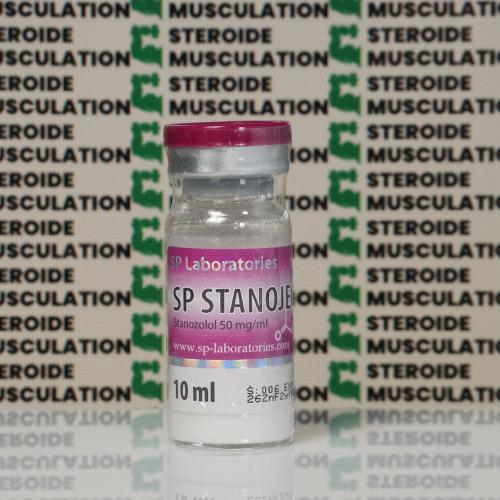 SP Stanoject 50 mg SP Laboratories   SMC-0136