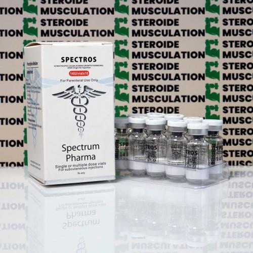 Spectros 14 IU Spectrum Pharma   SMC-0345