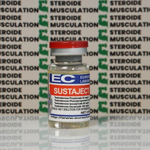 Sustaject (Testosterone Mix – Sustanon) 250 mg Eurochem Labs | SMC-0094 buy
