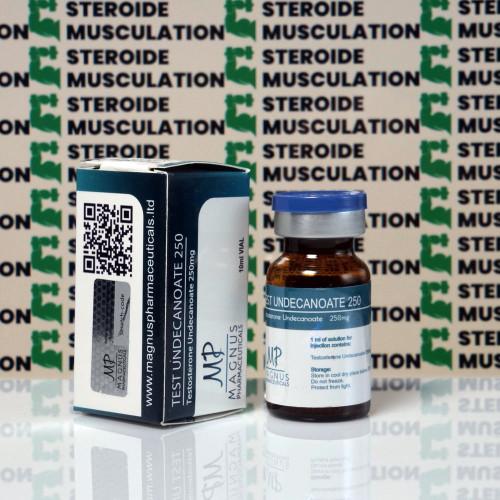 Test Undecanoate 250 mg Magnus Pharmaceuticals   SMC-0349