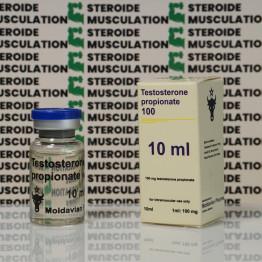 Testosterone propionate 100 mg Moldavian Pharma