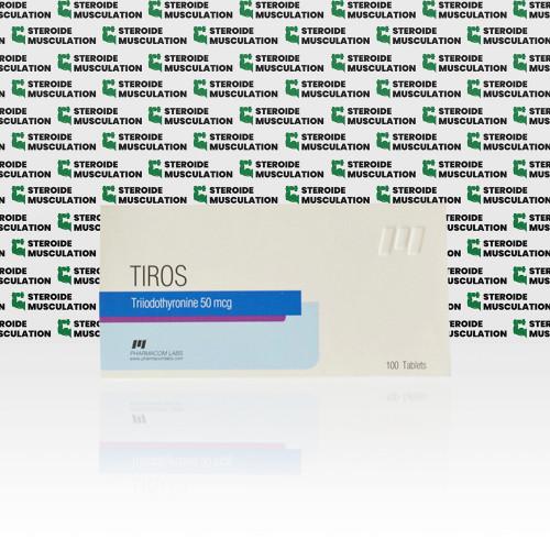 Tiros (T3) 50 mg Pharmacom Labs | SMC-0011