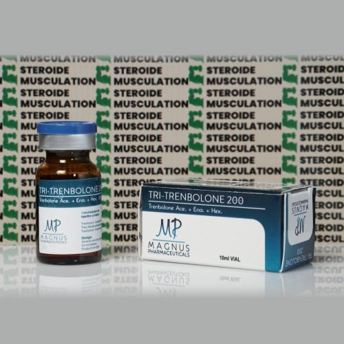 Tri-Trenbolone 200 mg Magnus Pharmaceuticals | SMC-0240