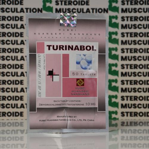 Turinabol 10 mg Hubei Huangshi Nanshang | SMC-0098 buy